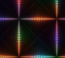 векторная графика, графика , graphics, lights, огни, colors, rainbow, neon, неоновый, фон, background, abstract