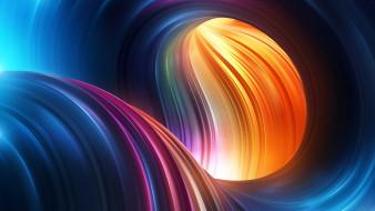 3д графика, абстракция , abstract, узор, цвета, фон