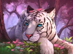 тигр, by Yakovlev-vad, природа