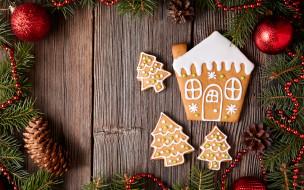 cookies, Christmas, decoration, Рождество, глазурь, печенье, сладкое, gingerbread, Merry, выпечка, Новый Год, Xmas