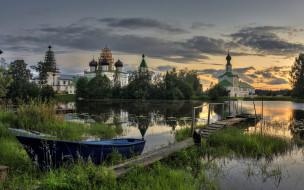 монастырь, Архангельская область, Свято-Троицкий Антониево-Сийский мужской монастырь