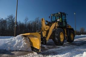техника, снегоуборочная техника, caterpillar