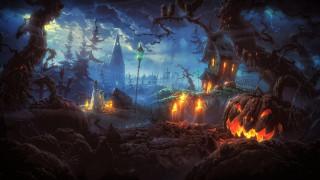 Halloween, тыква