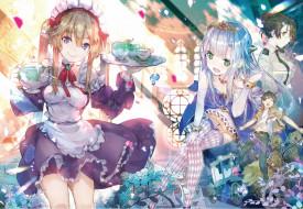 аниме, outbreak company, outbreak, company