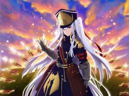 аниме, re,  creators, gunpuku, no, himegimi