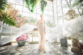 девушки, -unsort , невесты, невеста, платье, праздник, свадьба, красотка