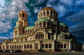 sofia,  bulgaria, города, - православные церкви,  монастыри, храм