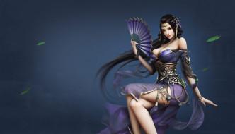 фэнтези, девушка, yonglin yao, арт