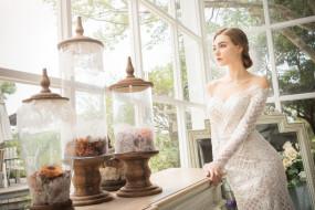 красотка, праздник, свадьба, платье, невеста
