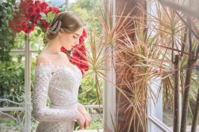 свадьба, праздник, красотка, платье, невеста