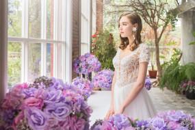 свадьба, праздник, платье, красотка, невеста