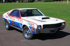 1969-amc-super-stock-amx, автомобили, amc, amx