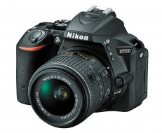 Nikon D5500, фотоаппарат, камера