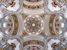 Хоэнзальцбург, крепость, Зальцбург, Австрия, замок