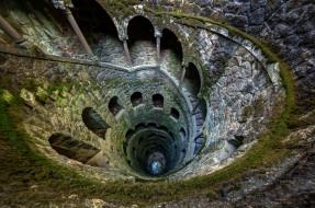 лестница, башня, архитектура