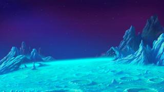 планета, небо