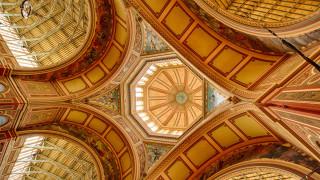 обои для рабочего стола 1920x1080 интерьер, дворцы,  музеи, мельбурн, королевский, выставочный, зал, австралия