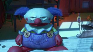 игрушка, клоун