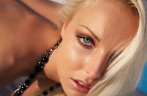девушки, veronika simon , victoria kruz, блондинка, модель, девушка, baseno, victoria