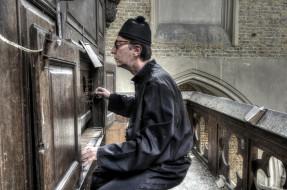 мужчины, - unsort, священник, орган