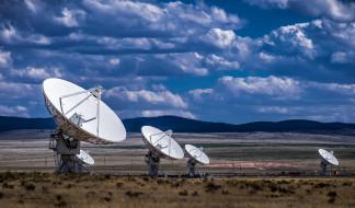 радиотелескопы