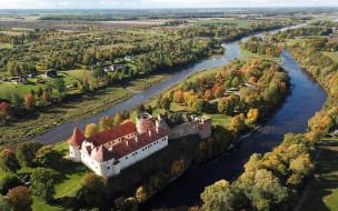 Latvia, Bauska Castle