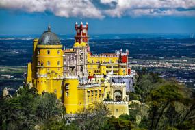 Castelo da Pena Sintra Portugal