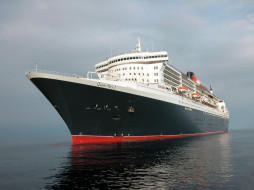 Queen Mary 2, лайнер, круиз