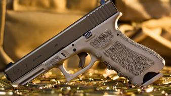 glock 22, оружие, пистолеты