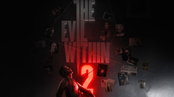 видео игры, the evil within 2, the, evil, within, 2, horror, action, шутер