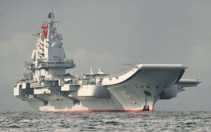 корабль, авианесущий, liaoning
