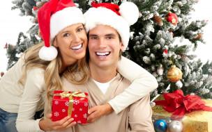 елка, подарки, праздник