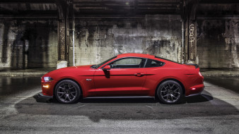 Performance, Pack, Ford, Mustang, GT, Level-2, 2018