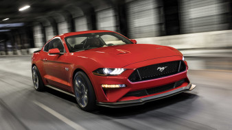 Performance, Pack, Level-2, Ford, Mustang, GT, 2018