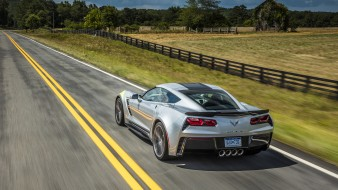Chevrolet, 2017, Coupe, Grand, Sport, Corvette
