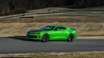 Green, 2017, Chevrolet, 1LE, Camaro