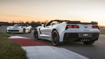 Chevrolet, Corvette, Coupe, Convertible, 2018, Carbon 65, Edition