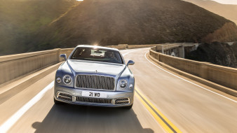 bentley mulsanne 2017, автомобили, bentley, 2017, mulsanne
