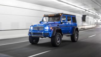 mercedes-benz g550 4x4 2017, автомобили, mercedes-benz, 4x4, g550, 2017