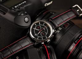 часы, фотокамера