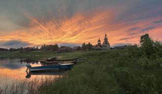 Архангельская область, деревня, Кимжа
