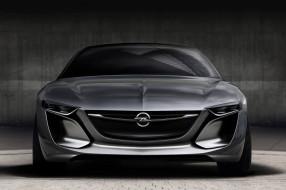 Monza, Concept, 2013, Opel