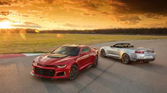 Chevrolet, Camaro, ZL1, Convertible, Coupe, 2017