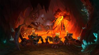 онлайн, ролевая, Heroes of Warcraft, Hearthstone