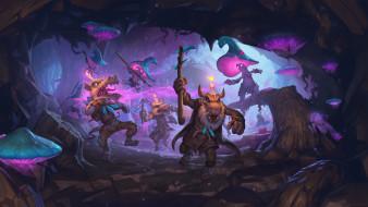 Heroes of Warcraft, Hearthstone, ролевая, онлайн