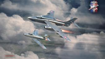 War Thunder, World of Planes, action, онлайн