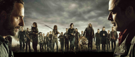 сериал, The Walking Dead, action, драма, ужасы