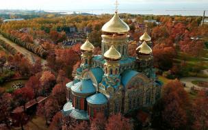 Cathedral in Karosta, Liepaja, Latvia