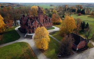 Jaunmokas Palace, Latvia автор Andris Jermuts