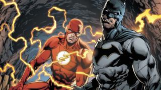 Batcave, Костюм, Комикс, Superheroes, Barry Allen, Batman, Брюс Уэйн, Темный Рыцарь, Супергерои, Bruce Wayne, Детектив, Значок, Бэтмен, Пещера, Costume